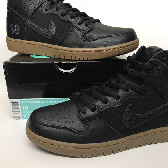 differently eaa59 78093 AntiHero x Nike SB Dunk High Pro QS Brian Anderson NWT